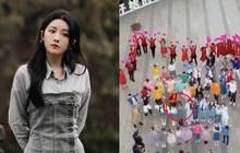 Dụ Ngôn bị cắt hết cảnh quay, làm mờ mặt trong video ca nhạc tuyên truyền của THE9 trên đài CCTV, chuyện gì đang xảy ra?