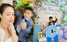 """Chồng cũ Nhật Kim Anh đăng ảnh sinh nhật con trai, hình ảnh mẹ con nữ ca sĩ bỗng dưng """"không cánh mà bay"""""""