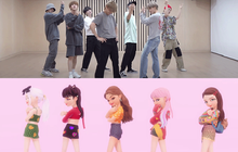 """Thắng thế ở MV chính nhưng BTS lại chịu thua BLACKPINK và Selena Gomez """"giả trân"""" ở phiên bản dance với lượt view chỉ bằng một nửa"""