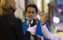 Moscow ghi nhận số ca nhiễm COVID-19 mới cao nhất kể từ đầu tháng 6