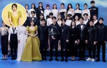 Tranh cãi gay gắt: Dương Tử cố tình chơi trội, bất lịch sự khi diện váy vàng nổi bật giữa dàn sao mặc đồ đen trắng?
