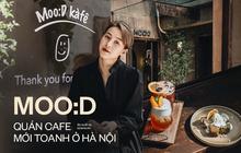 Thêm một quán cafe cực xinh tại Hà Nội, chưa kịp khai trương đã thấy xếp hàng dài chụp ảnh
