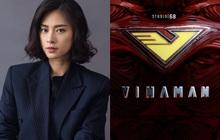 """HOT: Ngô Thanh Vân công bố phim siêu anh hùng VINAMAN, khán giả giật mình từ tựa phim quá """"sến"""""""