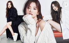 Ly hôn Song Joong Ki, Song Hye Kyo thăng hạng nhan sắc ngoạn mục: Vừa tung bộ ảnh đã gây sốt, đôi chân sao đỉnh thế này?