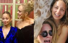 """Adele khoe ảnh mừng sinh nhật """"nữ hoàng thị phi"""" Nicole, netizen lại xôn xao lo lắng vì dáng vẻ gầy báo động của 2 ngôi sao"""