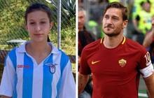 """Trải qua 9 tháng hôn mê, fan nữ hồi tỉnh thần kỳ sau khi nghe giọng của """"Hoàng tử thành Rome"""" Totti"""