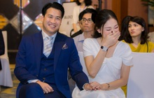 Linh Rin nắm chặt tay Phillip Nguyễn không rời, mang trang sức tiền tỷ tại sự kiện: Ra dáng dâu hào môn tương lai lắm rồi!