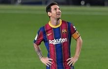 Messi ghi bàn, Barcelona thắng tưng bừng trận ra quân La Liga