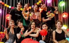Gia đình văn hoá hội ngộ mừng Trung thu: Nhan sắc mẹ bầu Đông Nhi bỗng lu mờ vì bàn tay tình tứ của Noo - Mai Phương Thuý