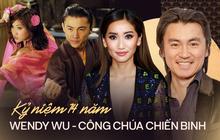 Cứ đến Trung Thu lại nhớ Công Chúa Chiến Binh Wendy Wu: Brenda Song làm đả nữ tung cước ăn đứt Mulan!