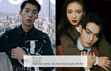 """Nghe tin Hứa Quang Hán cùng """"team Diên Hi"""" đóng phim mới, ai cũng bất bình vì bảo vật xứ Đài lại làm nền cho """"gà cưng"""" Vu Chính?"""
