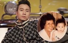 Bà nội Karik xem hết Rap Việt vì thấy cháu trai khóc tội nghiệp