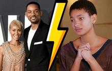 Con gái Will Smith công khai nói về bê bối ngoại tình chấn động cả Hollywood của mẹ trên sóng talkshow