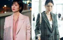 Nên sắm: 3 kiểu blazer sao Hàn hay diện trong phim, đã đẹp tinh tế còn không bao giờ lỗi mốt
