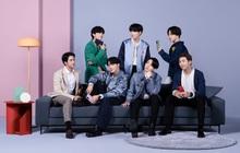 Ngắm mê mệt các chàng trai BTS đẹp hút hồn trong bộ ảnh sản phẩm mới của Samsung