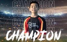 Thần đồng Lê Hà Anh Tuấn vô địch giải PES Hàn Quốc