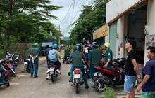 """Hàng chục thanh niên mang tuýp sắt gắn vật nhọn """"dàn trận"""" ở TP. Biên Hòa"""