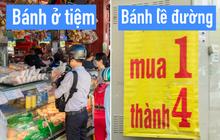 Cùng là bánh Trung thu Như Lan: Người Sài Gòn chen nhau ở tiệm, bánh lề đường mua 1 tặng 4 không ai buồn ghé là vì sao?