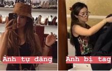 Tiên Nguyễn trong ảnh tự đăng vs clip anh trai tổng tài quay lén: Khí chất tiểu thư có bị giảm sút chút nào không?