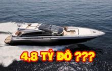 5 siêu du thuyền đắt giá nhất hành tinh hiện nay: Cái tên đứng đầu trị giá tới 4,8 tỷ đô, được thiết kế từ... 10.000kg vàng và đá thiên thạch?