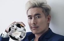 Kiều Minh Tuấn hí hửng khoe được tặng giày G-Dragon thiết kế, ai dè phải xoá đi vì bị netizen bóc mẽ