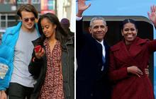 """Vợ chồng cựu Tổng thống Obama từng phải đích thân viết thư xin lỗi người yêu của con gái lớn và phản ứng của """"nhà trai"""" sau đó"""