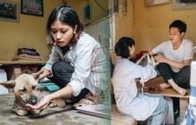 """Trạm cứu hộ chó, mèo của các bạn sinh viên ở Hà Nội: """"Chúng mình luôn sẵn sàng khi có cuộc gọi khẩn cấp"""""""