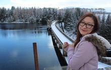 """Chân dung nữ giảng viên Hà Nội """"săn"""" 11 suất học bổng, trở thành tân sinh viên Đại học số 1 thế giới chỉ trong 1 năm"""
