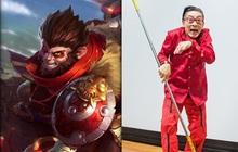LMHT: Người lồng tiếng Ngộ Không tại máy chủ Trung Quốc chính là diễn viên huyền thoại của Tây Du Ký 1986