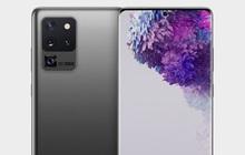 Đây có thể là thiết kế cuối cùng của Galaxy S20 Ultra 5G