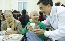 Bữa cơm tất niên giá 0 đồng dành cho hàng trăm bệnh nhân ung thư