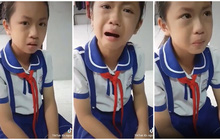 Bị thầy giáo đánh đòn, cô bé tiểu học khóc nức nở đưa ra lý lẽ đanh thép, nhưng sự thật khiến người mẹ cũng phì cười
