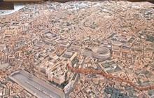 Chiêm ngưỡng mô hình thành Rome cổ đại chi tiết nhất thế giới, mất gần 40 năm mới làm xong