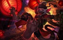 LMHT: Chiêm ngưỡng loạt trang phục Tết Nguyên Đán đẹp xuất sắc do fan thiết kế