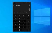Chúng ta sắp có thể vẽ được đồ thị ngay trên ứng dụng máy tính Calculator của Windows