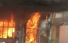 Nghi án đòi quan hệ không được, phóng hoả đốt nhà làm 2 người tử vong