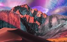 Đầu năm trang hoàng hình nền siêu đẹp: Ghép từ mọi mẫu của macOS thành một tuyệt phẩm đứng hình 5 giây