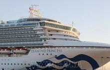 40 công dân Mỹ trên du thuyền Diamond Princess nhiễm COVID-19