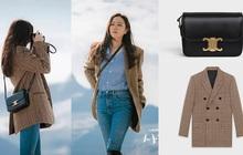"""Được Son Ye Jin diện trong """"Hạ Cánh Nơi Anh"""", dự là chiếc túi đen đơn giản từng gây sốt năm ngoái sẽ tiếp tục """"hót hòn họt"""" năm nay"""
