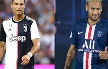 Cầu thủ đắt giá nhất thế giới thẳng thừng loại Ronaldo ra khỏi top 5 ngôi sao bóng đá hay nhất hành tinh hiện nay