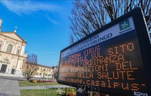 Xác nhận 79 ca nhiễm nCoV, Italy phong tỏa các 'điểm nóng' bùng phát dịch