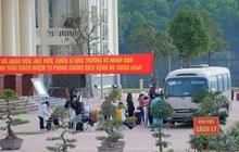 Hàng trăm người ở Hàn Quốc về Hà Nội chờ được cách ly