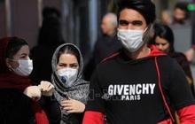 Xác định 4 nghị sĩ Iran nhiễm SARS-CoV-2