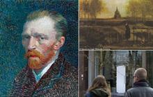Đạo chích đột nhập trộm tranh Van Gogh giữa lúc bảo tàng đóng cửa vì COVID-19