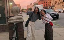 Hai cô gái ghi lại hành trình rời New York trở về Trung Quốc trong bối cảnh dịch Covid-19 cùng những trải nghiệm mong được chia sẻ