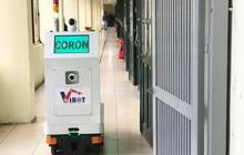 Robot hỗ trợ điều trị COVID-19 ra đời sau 2 tuần Bộ KH&CN đặt hàng