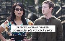 """Mark Zuckerberg từng """"match"""" hẹn hò online với... bạn của vợ để nghiên cứu vì mục đích công việc"""