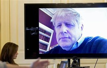 Thủ tướng Anh Boris Johnson chưa phải dùng máy thở