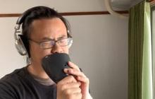 """Chu đáo như người Nhật Bản: Sáng chế bộ công cụ hát karaoke một mình """"khó đỡ"""" để tránh làm phiền hàng xóm"""