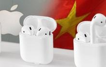 """Nghe tin Apple sẽ lắp rắp AirPods tại Việt Nam, dân mạng Trung Quốc '""""sôi sục"""" bàn tán tranh cãi"""